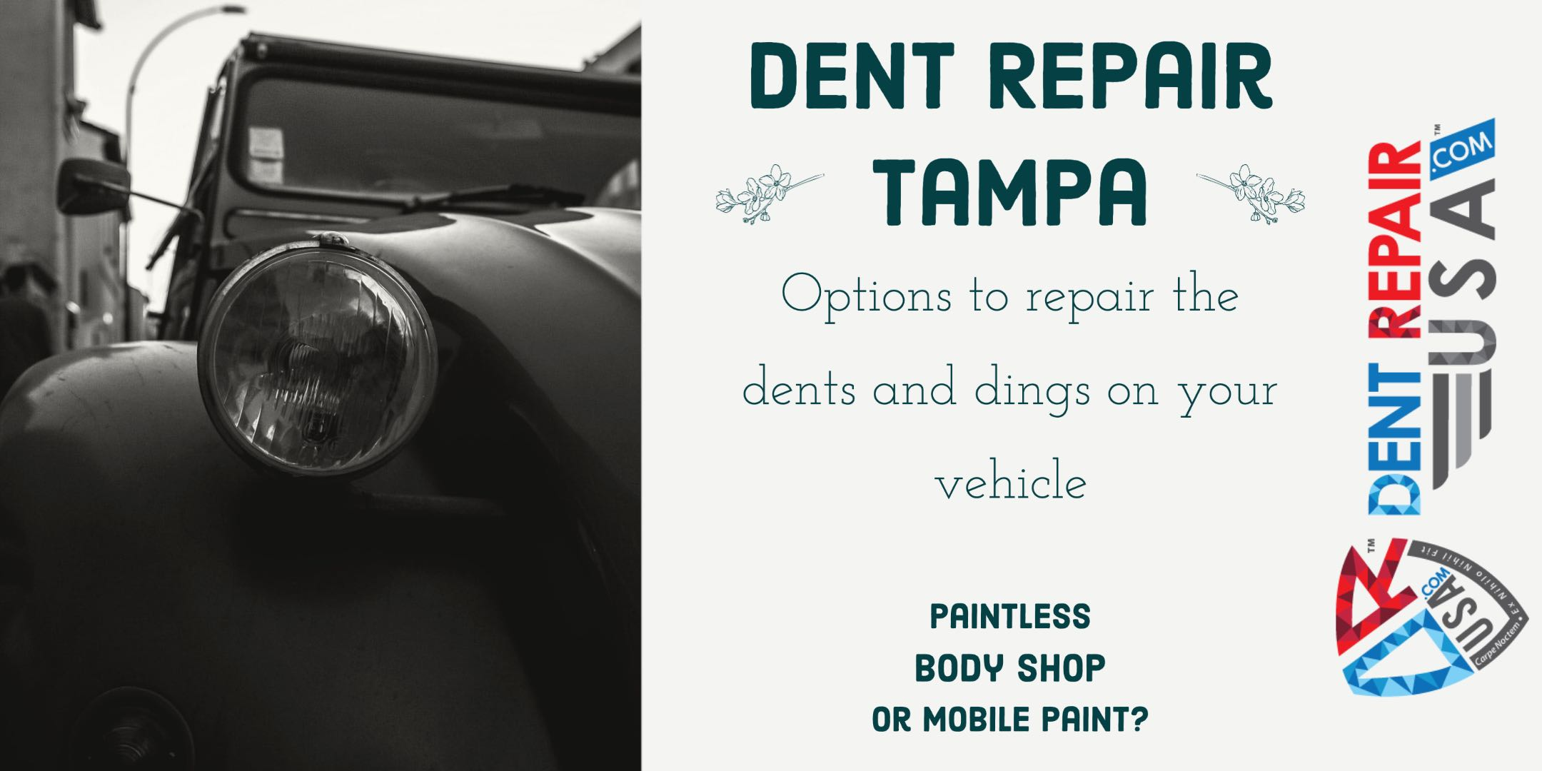 Dent Repair Tampa Florida