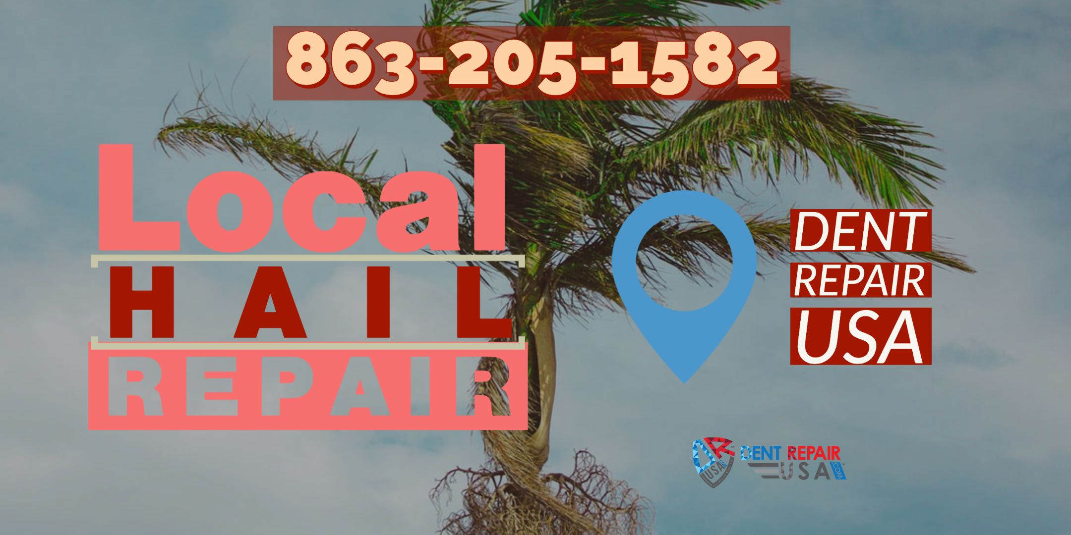 Shop Local In Lakeland Florida For Hail Damage