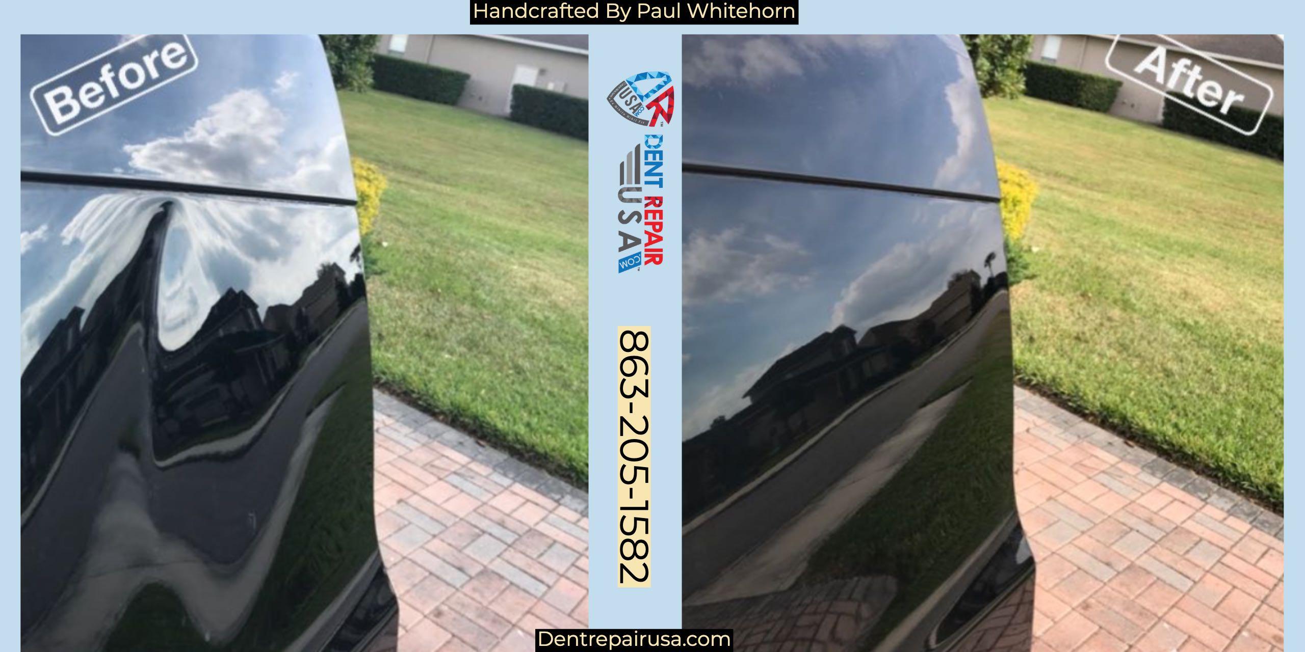 Paintless Dent Repair FL