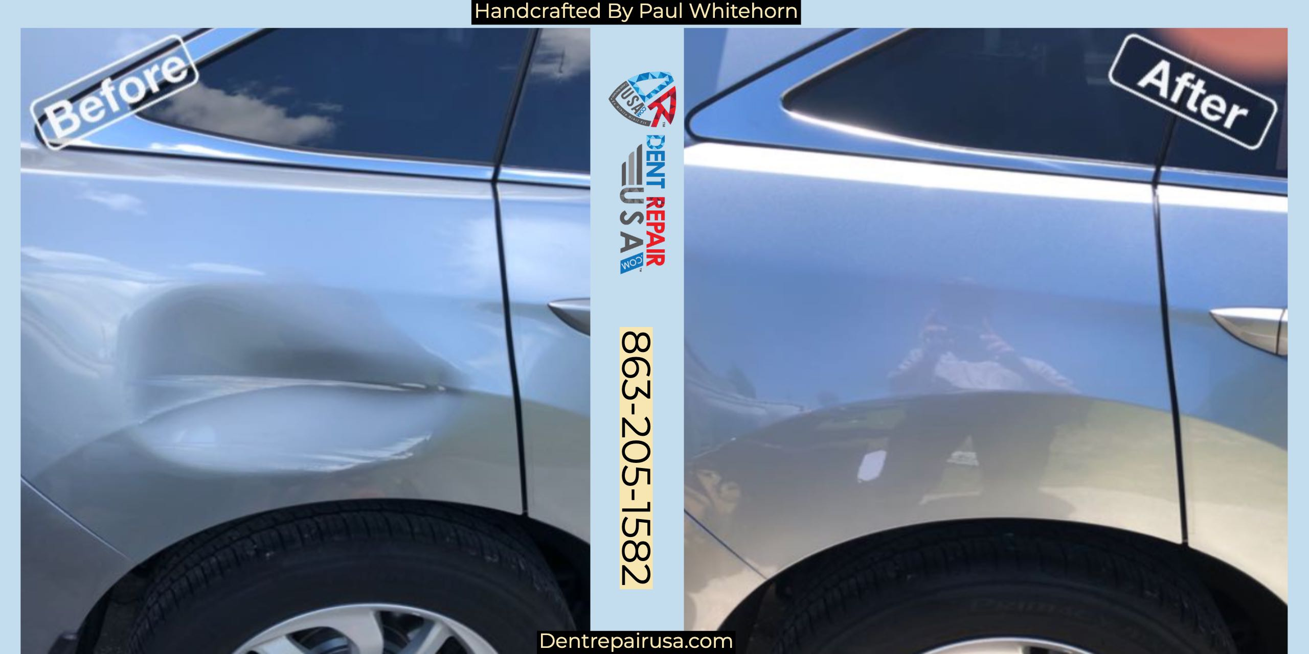 A Mobile Dent Repair In Lakeland Florida
